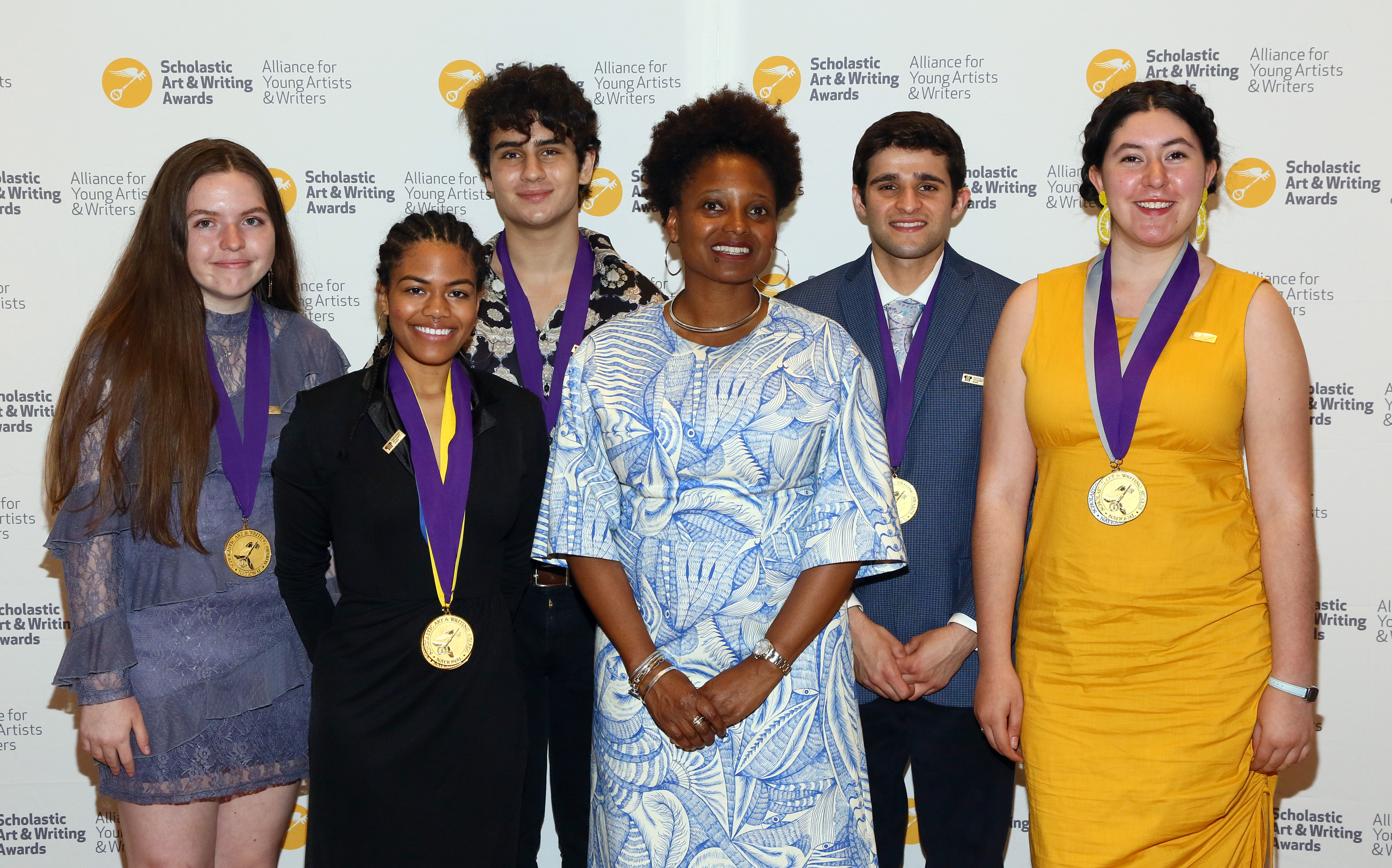 scholastic art and writing national winners 2019