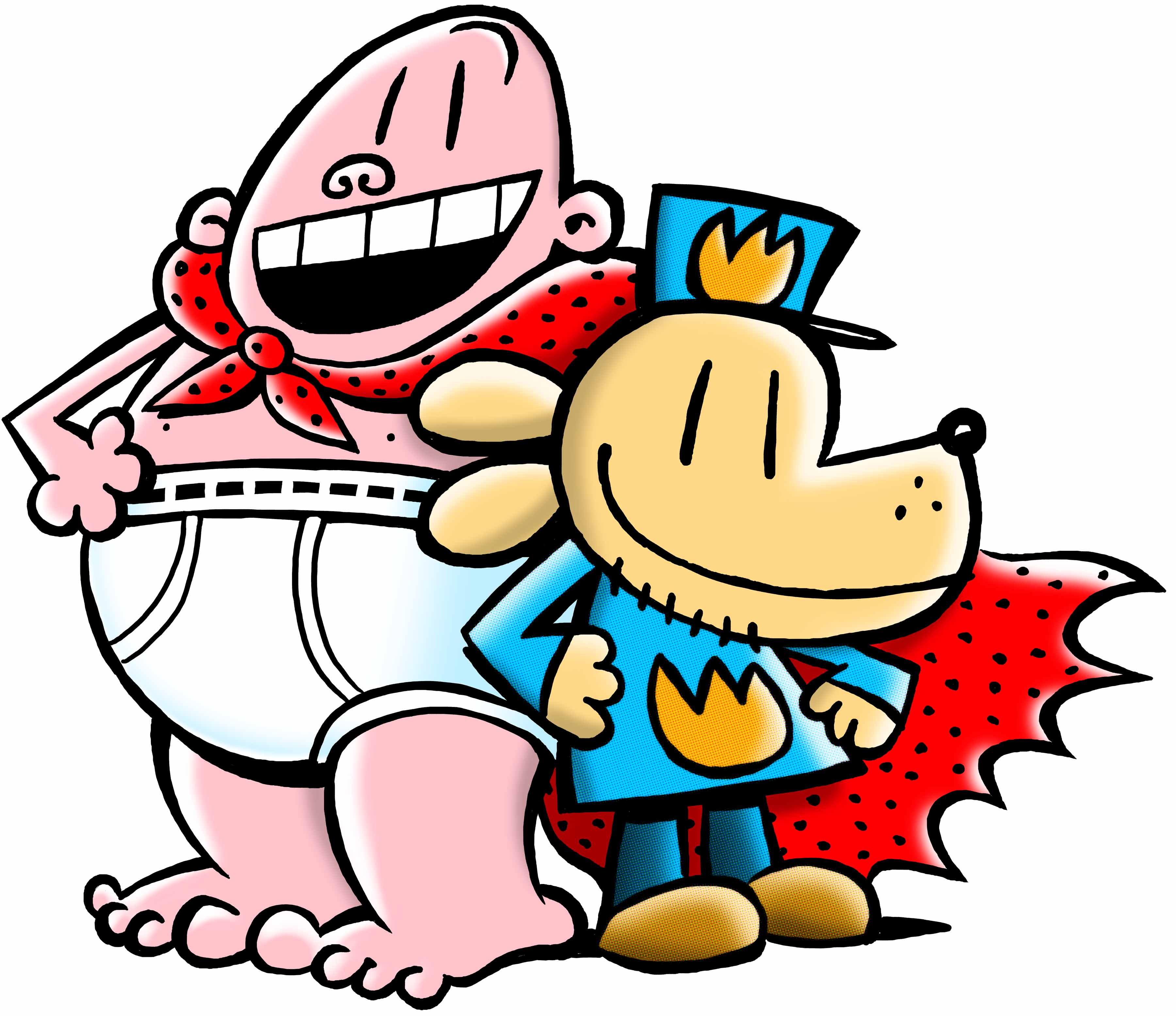 Captain Underpants and Dog Man