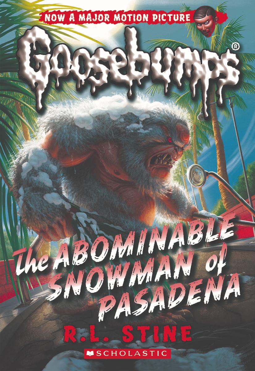 Goosebumps   Scholastic Media Room