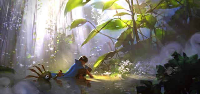 world of warcraft traveler ilustración