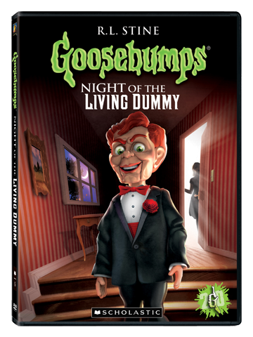 Goosebumps horrorland books