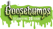 goosebumps 20th anniversary  logo