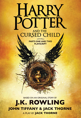 Harry Potter and the Cursed Child Parts One and Two: The Official Playscript