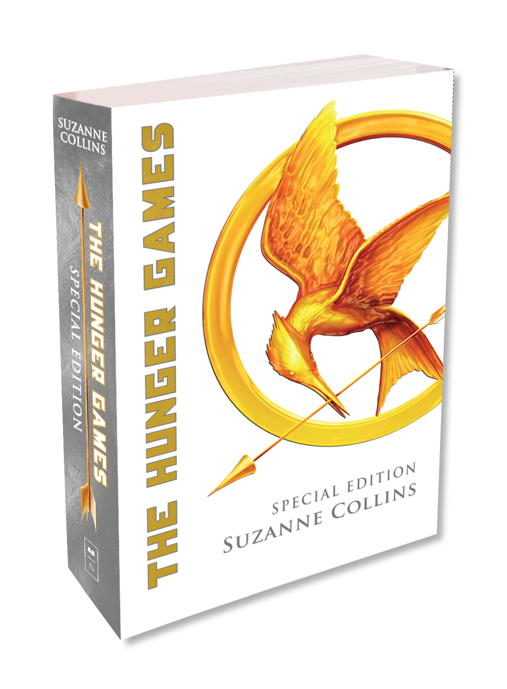how many books are there in hunger games