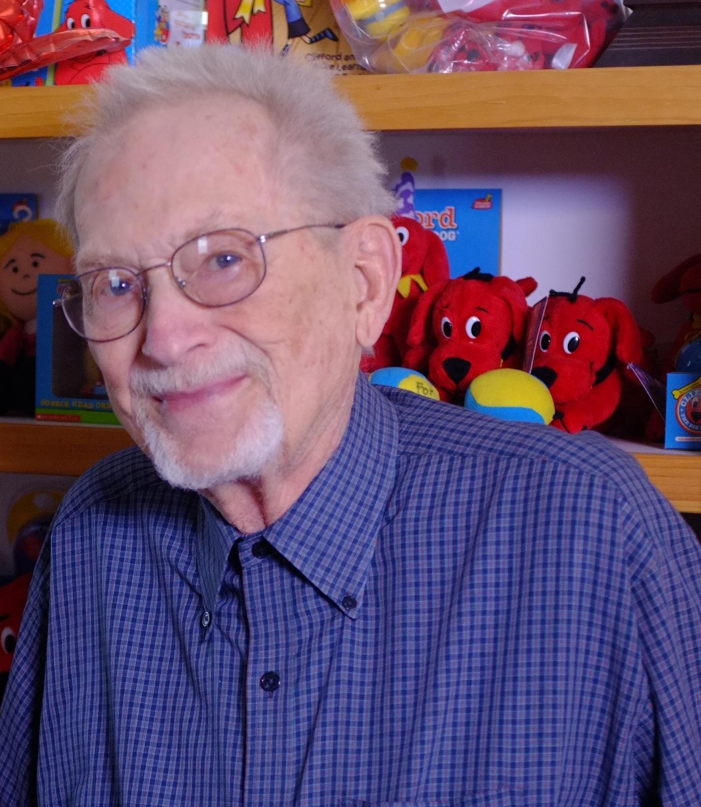 Clifford Scholastic Media Room