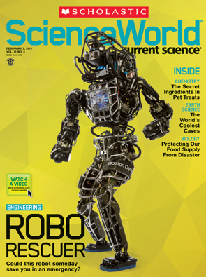 Science World Current Science cover
