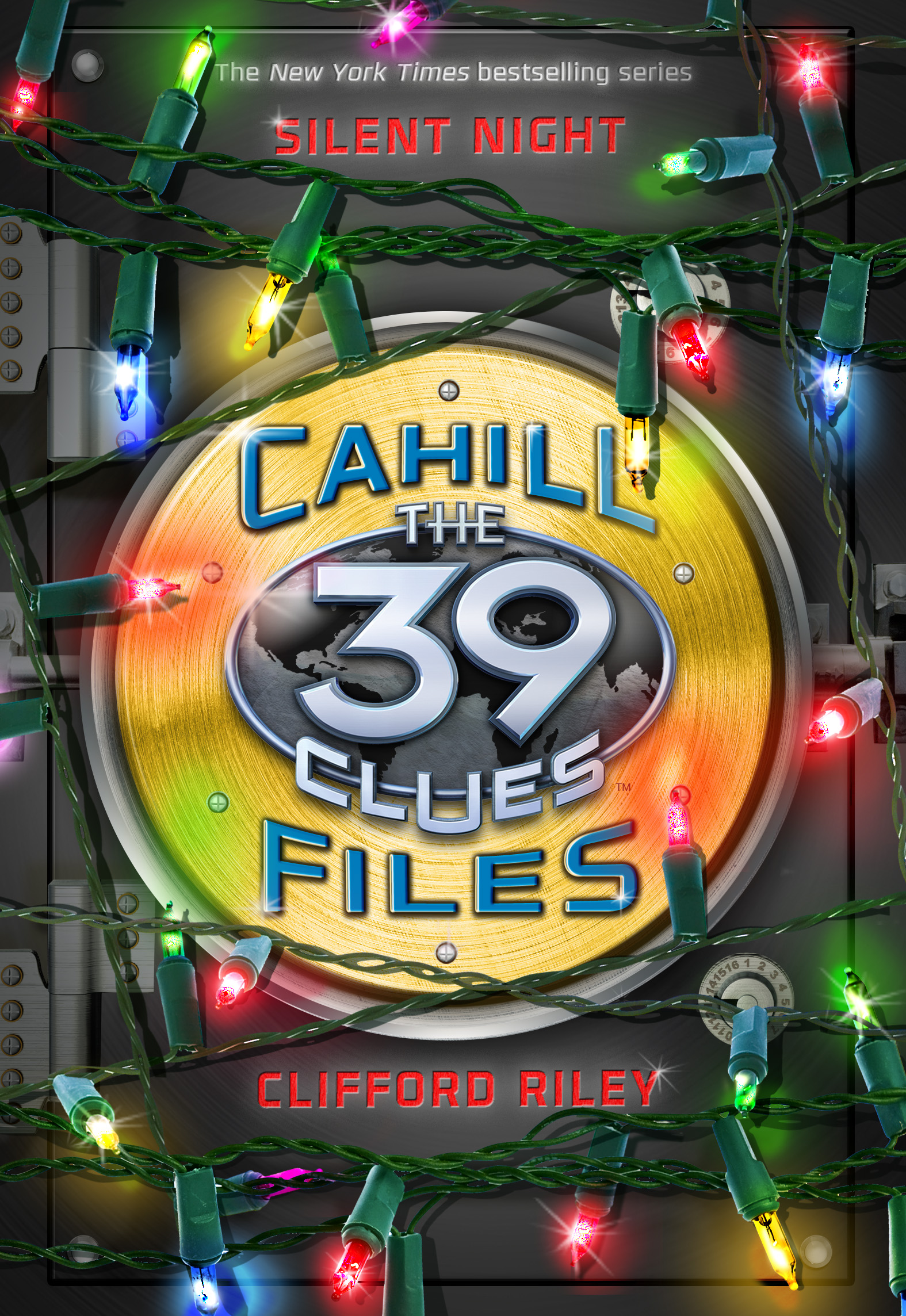 Operation Trinity 39 Clues: The Cahill Files, Book 1