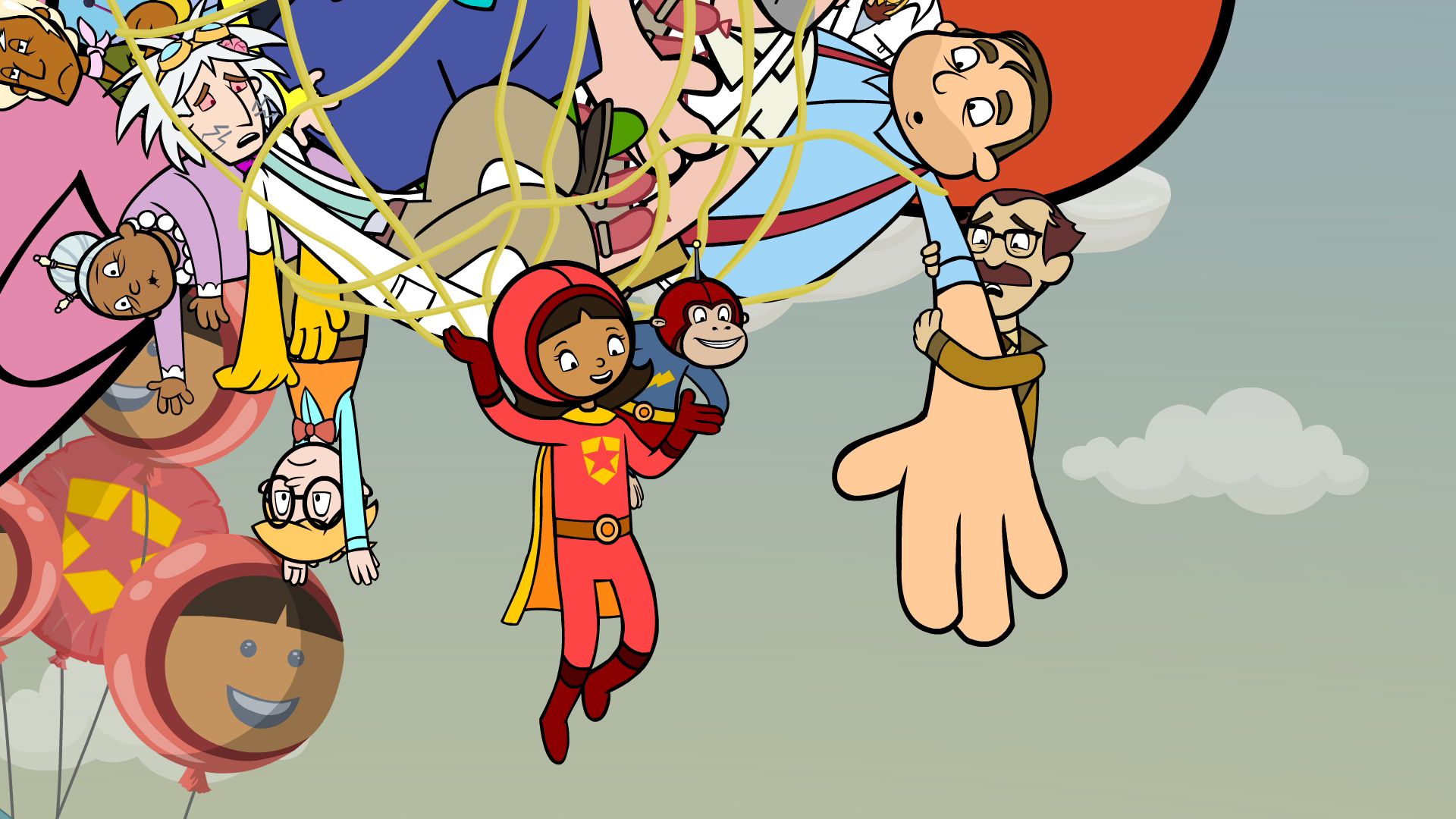 WordGirl | Scholastic Media Room