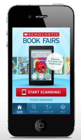 scholastic book fairs scholastic media room