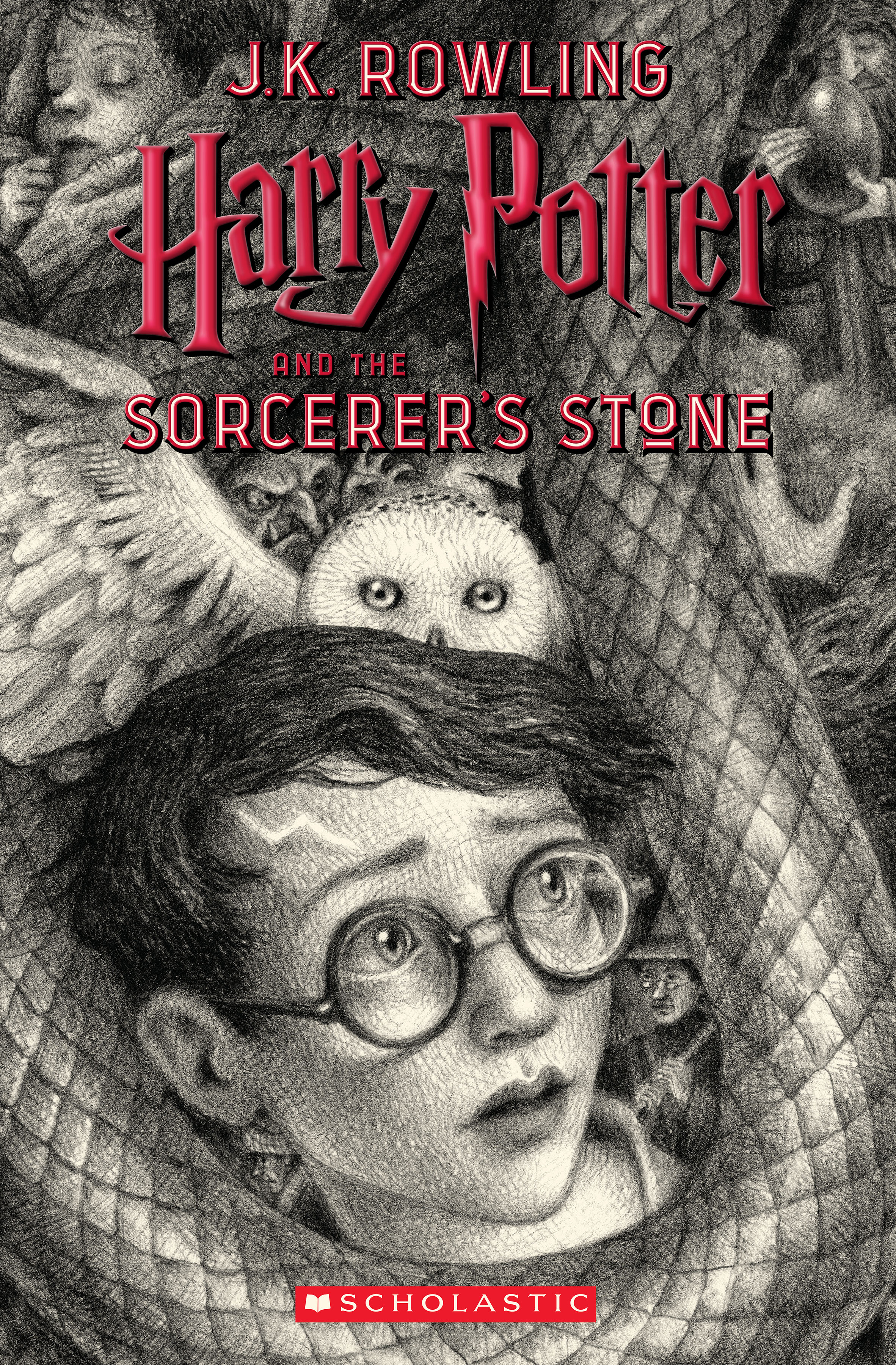 Harry Potter | Scholastic Media Room