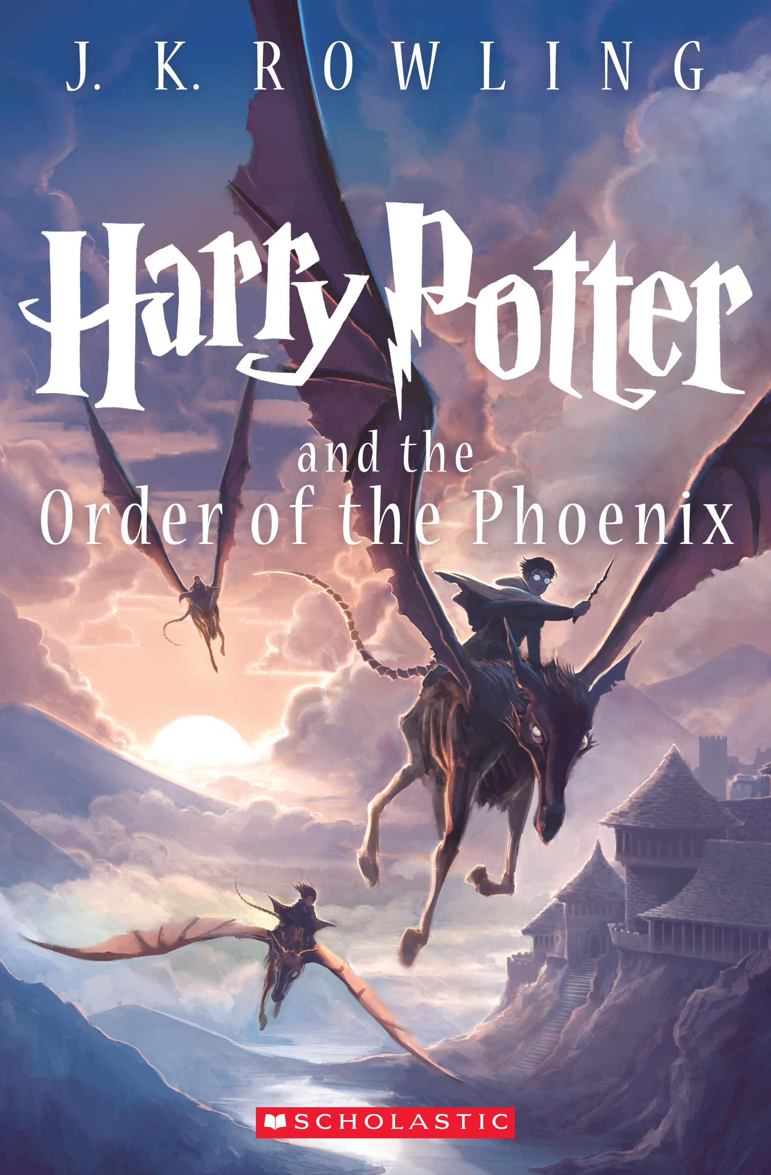 Harry Potter Book Cover Order Of The Phoenix ~ Harry potter scholastic media room