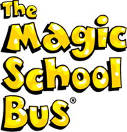 magic school bus 25th anniversary logo
