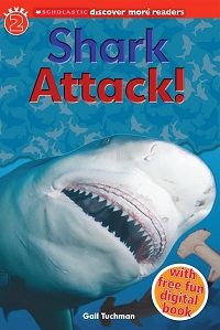Shark Week   Scholastic Media Room